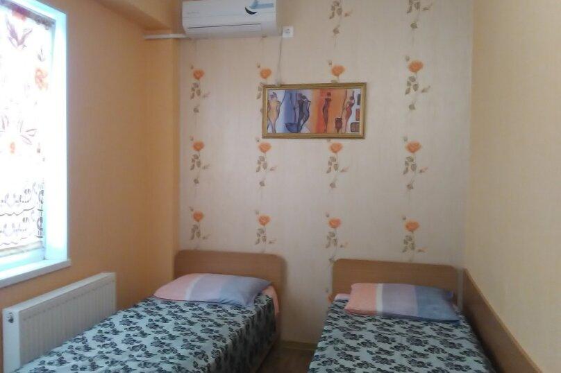 Двухместный номер с 2 отдельными кроватями, Новороссийская улица, 18А, Кабардинка - Фотография 1