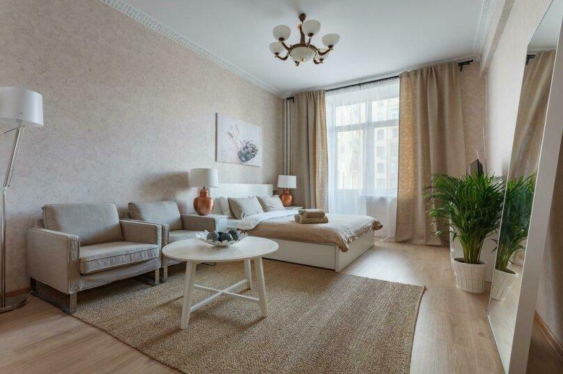 2-комн. квартира, 57 кв.м. на 4 человека, Тверская улица, 8к1, Москва - Фотография 5