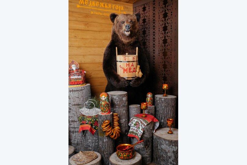 """Парк-отель """"Медвежья Гора"""", дер. Чудская, 1 на 17 комнат - Фотография 29"""