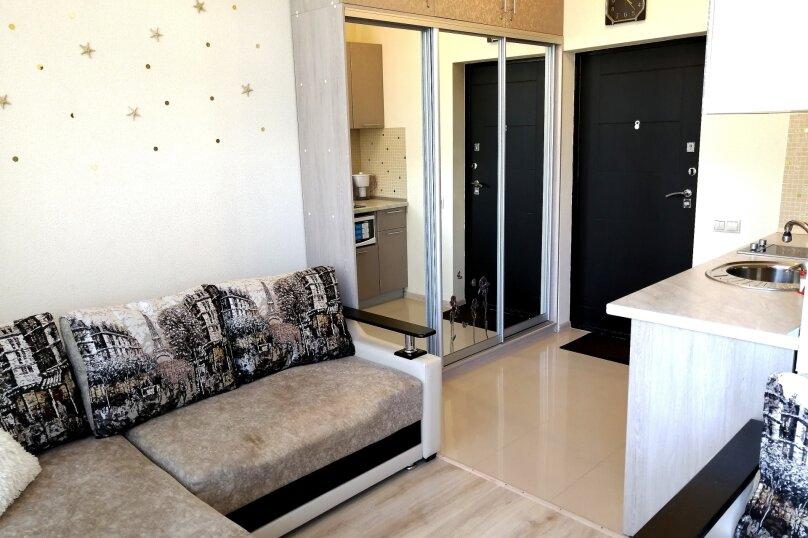 1-комн. квартира, 40 кв.м. на 3 человека, улица Просвещения, 148, Адлер - Фотография 15