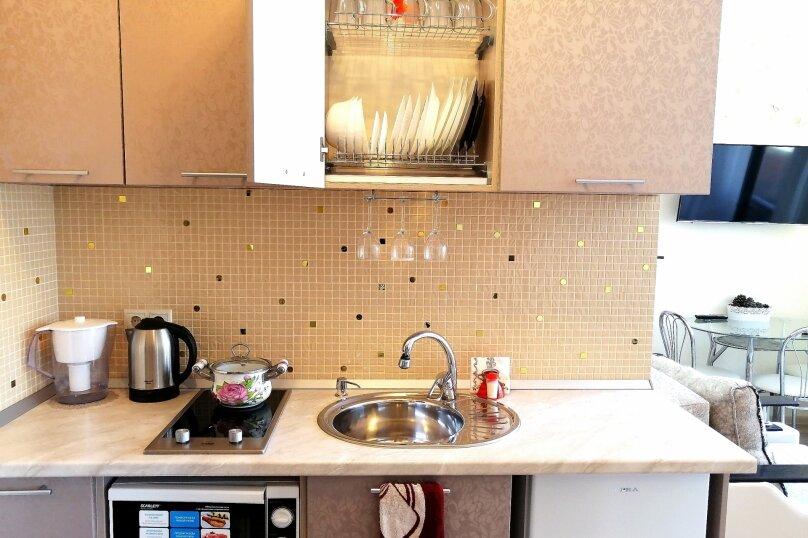 1-комн. квартира, 40 кв.м. на 3 человека, улица Просвещения, 148, Адлер - Фотография 20