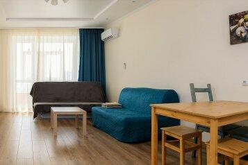 1-комн. квартира, 28 кв.м. на 4 человека, Интернациональная улица, 101, Барнаул - Фотография 3