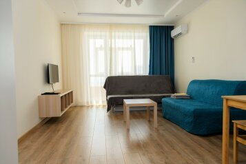 1-комн. квартира, 28 кв.м. на 4 человека, Интернациональная улица, 101, Барнаул - Фотография 1