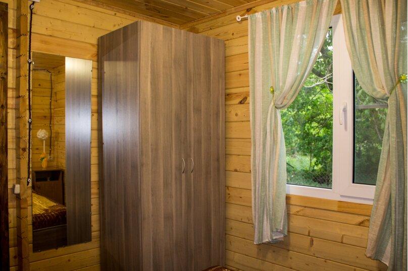 Дача на море №1, 36 кв.м. на 5 человек, 2 спальни, Октябрьская улица, 1А, Витязево - Фотография 8