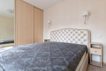 3-комн. квартира, 79 кв.м. на 7 человек, Приморский проспект, 52к1, Санкт-Петербург - Фотография 3