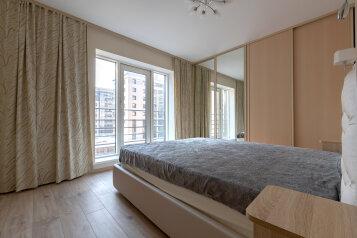 3-комн. квартира, 79 кв.м. на 7 человек, Приморский проспект, 52к1, Санкт-Петербург - Фотография 4