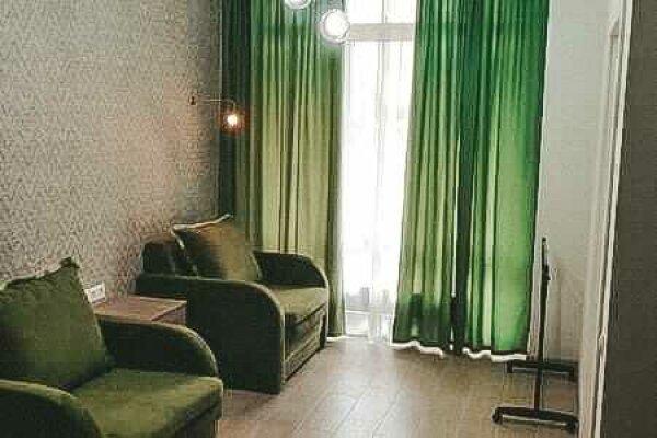 2-комн. квартира, 45 кв.м. на 4 человека, Автомобильный переулок, 6, Эстосадок, Красная Поляна - Фотография 1