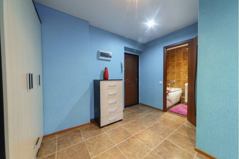 2-комн. квартира, 55 кв.м. на 4 человека, улица Сакко и Ванцетти, 59, Саратов - Фотография 7
