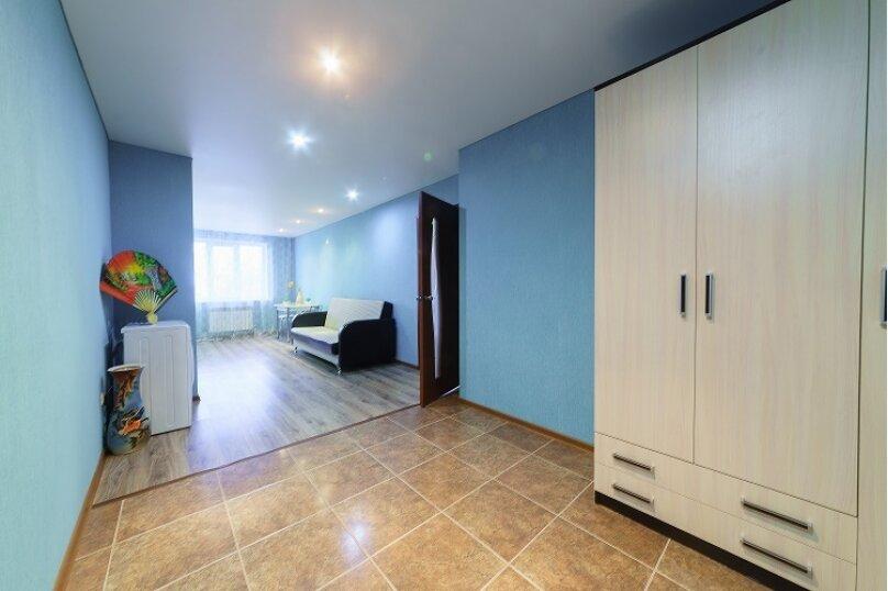 2-комн. квартира, 55 кв.м. на 4 человека, улица Сакко и Ванцетти, 59, Саратов - Фотография 8