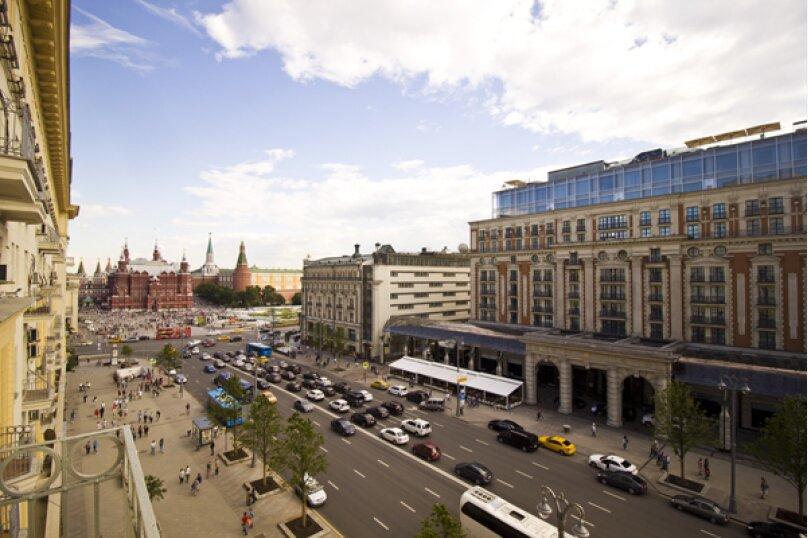3-комн. квартира, 90 кв.м. на 8 человек, Тверская улица, 4, Москва - Фотография 2