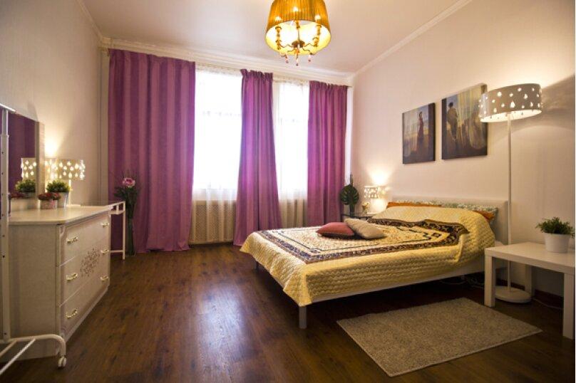 3-комн. квартира, 90 кв.м. на 8 человек, Тверская улица, 4, Москва - Фотография 4
