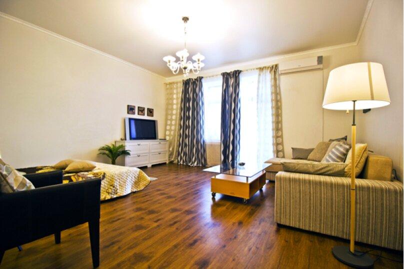 3-комн. квартира, 90 кв.м. на 8 человек, Тверская улица, 4, Москва - Фотография 7