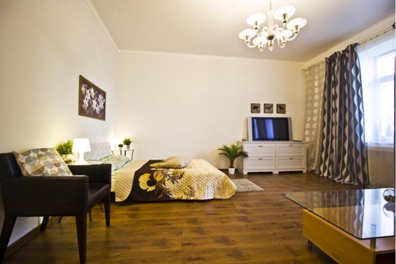 3-комн. квартира, 90 кв.м. на 8 человек, Тверская улица, 4, Москва - Фотография 8