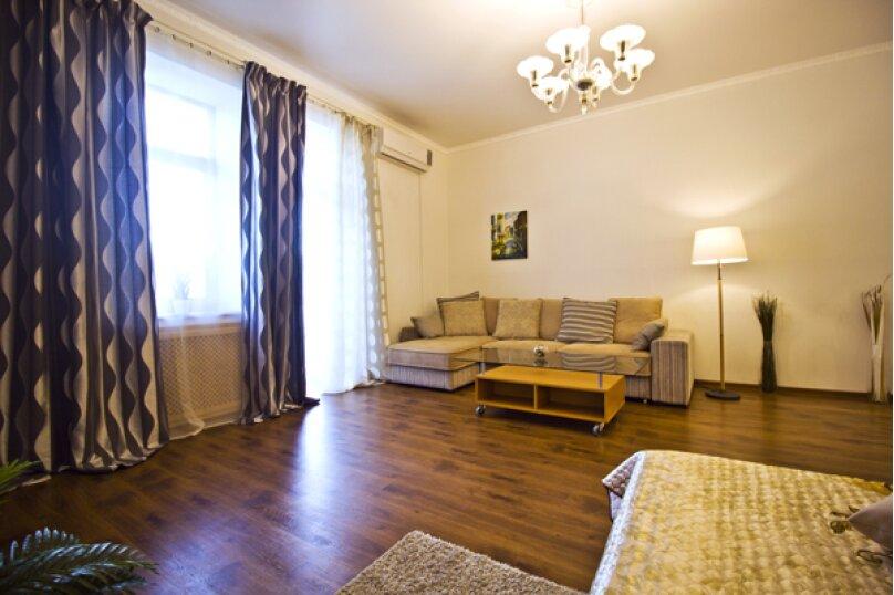 3-комн. квартира, 90 кв.м. на 8 человек, Тверская улица, 4, Москва - Фотография 10