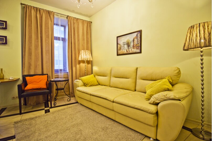 3-комн. квартира, 90 кв.м. на 8 человек, Тверская улица, 4, Москва - Фотография 12