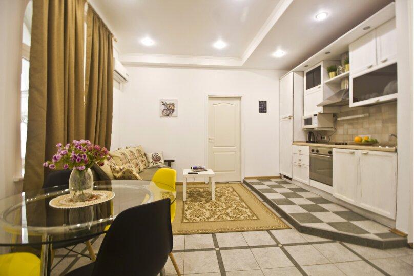3-комн. квартира, 68 кв.м. на 6 человек, Тверская улица, 15, Москва - Фотография 3