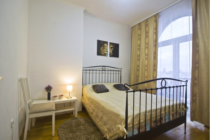 3-комн. квартира, 68 кв.м. на 6 человек, Тверская улица, 15, Москва - Фотография 13