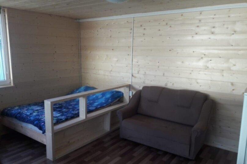 Домик у Онежского озера, 40 кв.м. на 6 человек, 1 спальня, улица Онежской Флотилии, 9А, Петрозаводск - Фотография 6