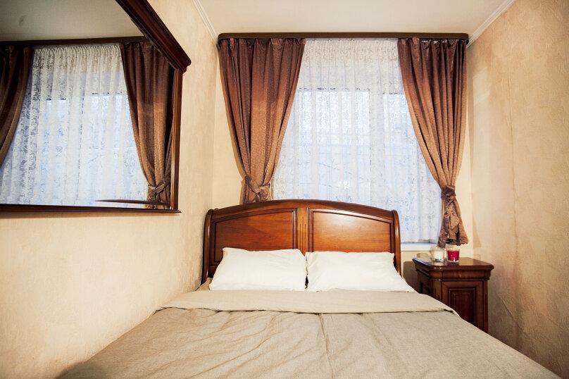 2-комн. квартира, 48 кв.м. на 5 человек, Кропоткинский переулок, 20с1, Москва - Фотография 1