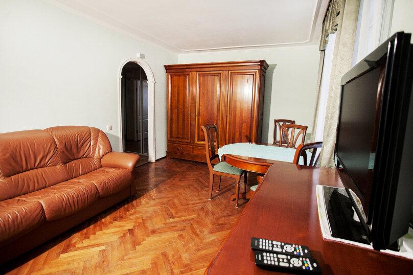 2-комн. квартира, 48 кв.м. на 5 человек, Кропоткинский переулок, 20с1, Москва - Фотография 8