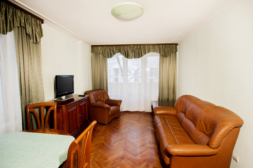 2-комн. квартира, 48 кв.м. на 5 человек, Кропоткинский переулок, 20с1, Москва - Фотография 9