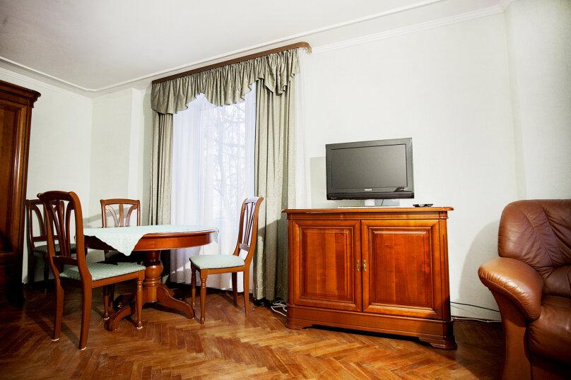 2-комн. квартира, 48 кв.м. на 5 человек, Кропоткинский переулок, 20с1, Москва - Фотография 10