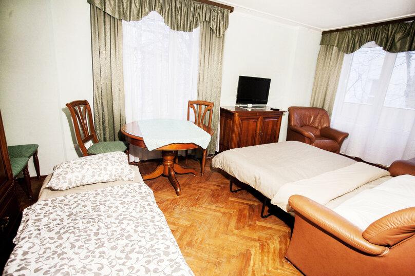 2-комн. квартира, 48 кв.м. на 5 человек, Кропоткинский переулок, 20с1, Москва - Фотография 11