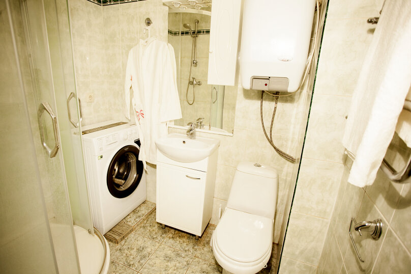2-комн. квартира, 48 кв.м. на 5 человек, Кропоткинский переулок, 20с1, Москва - Фотография 18