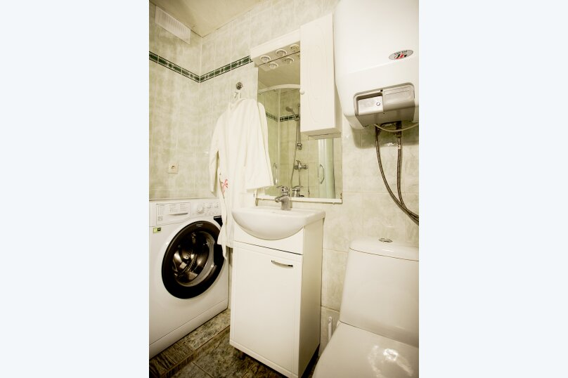 2-комн. квартира, 48 кв.м. на 5 человек, Кропоткинский переулок, 20с1, Москва - Фотография 19