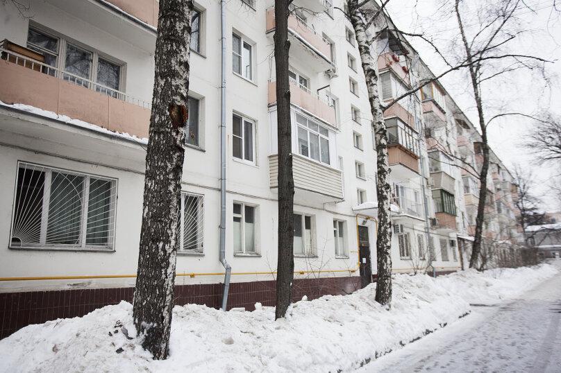2-комн. квартира, 48 кв.м. на 5 человек, Кропоткинский переулок, 20с1, Москва - Фотография 24