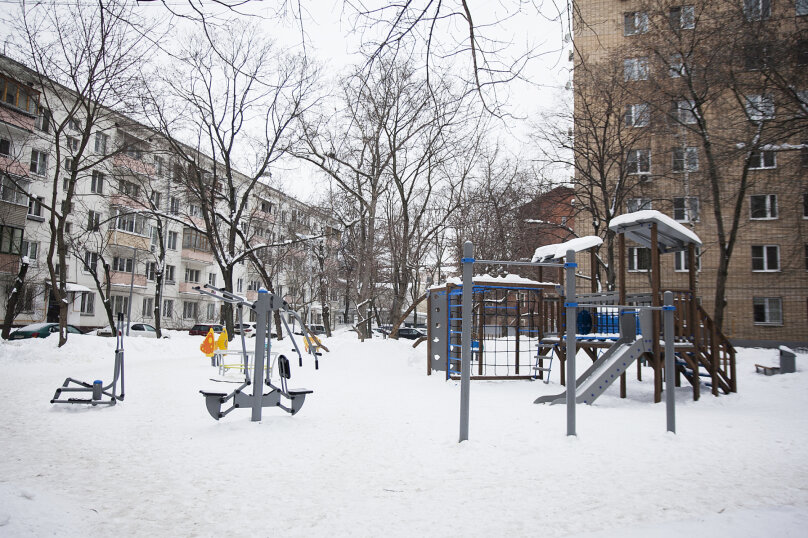 2-комн. квартира, 48 кв.м. на 5 человек, Кропоткинский переулок, 20с1, Москва - Фотография 25