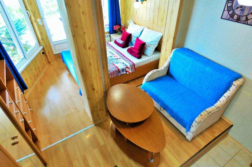 Трехместная студия с балконом, улица Дражинского, 7, Ялта - Фотография 2