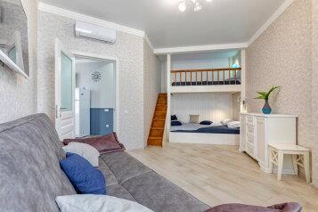 2-комн. квартира, 72 кв.м. на 6 человек, Крымская улица, 19литЗ, Геленджик - Фотография 3