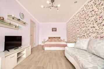 1-комн. квартира, 34 кв.м. на 4 человека, улица Дзержинского, 9, Тольятти - Фотография 2