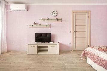 1-комн. квартира, 34 кв.м. на 4 человека, улица Дзержинского, 9, Тольятти - Фотография 4