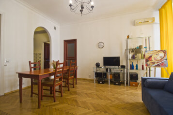 2-комн. квартира, 48 кв.м. на 6 человек, Козицкий переулок, 1А, Москва - Фотография 3
