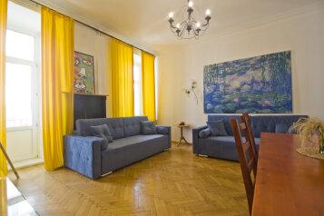 2-комн. квартира, 48 кв.м. на 6 человек, Козицкий переулок, 1А, Москва - Фотография 1