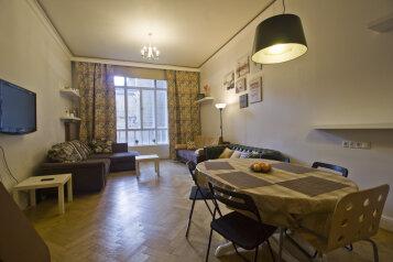 1-комн. квартира, 45 кв.м. на 6 человек, Большой Гнездниковский переулок, 10, Москва - Фотография 1