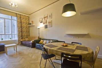 1-комн. квартира, 45 кв.м. на 6 человек, Большой Гнездниковский переулок, 10, Москва - Фотография 2