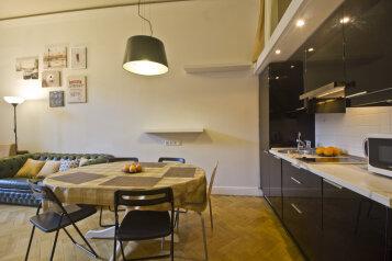 1-комн. квартира, 45 кв.м. на 6 человек, Большой Гнездниковский переулок, 10, Москва - Фотография 3