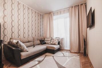 2-комн. квартира, 49 кв.м. на 6 человек, улица Годовикова, 1к1, Москва - Фотография 1