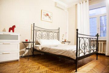 2-комн. квартира, 55 кв.м. на 6 человек, Кутузовский проспект, 23к1, Москва - Фотография 1