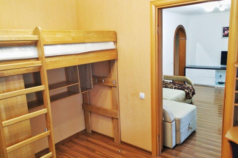 3-комн. квартира, 57 кв.м. на 5 человек, улица Станюковича, 54Г, Владивосток - Фотография 6