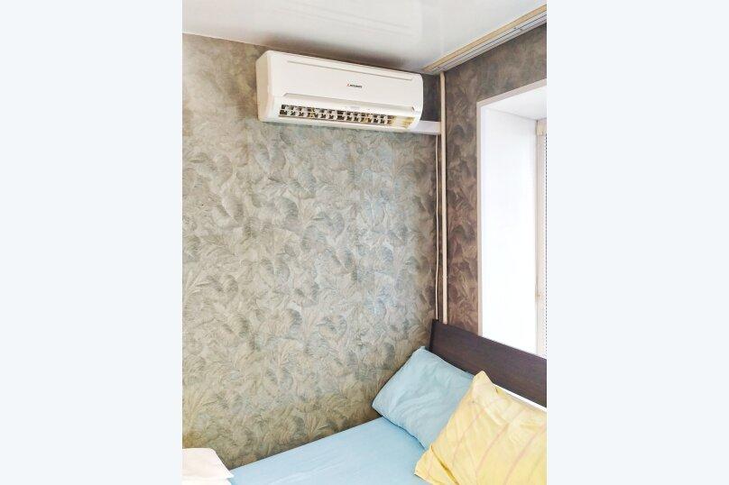 3-комн. квартира, 57 кв.м. на 5 человек, улица Станюковича, 54Г, Владивосток - Фотография 9