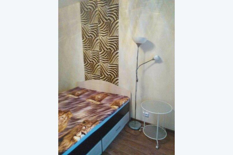 1-комн. квартира, 45 кв.м. на 4 человека, улица Дуси Ковальчук, 238, Новосибирск - Фотография 3