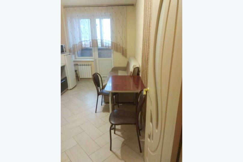 1-комн. квартира, 45 кв.м. на 4 человека, улица Дуси Ковальчук, 238, Новосибирск - Фотография 4