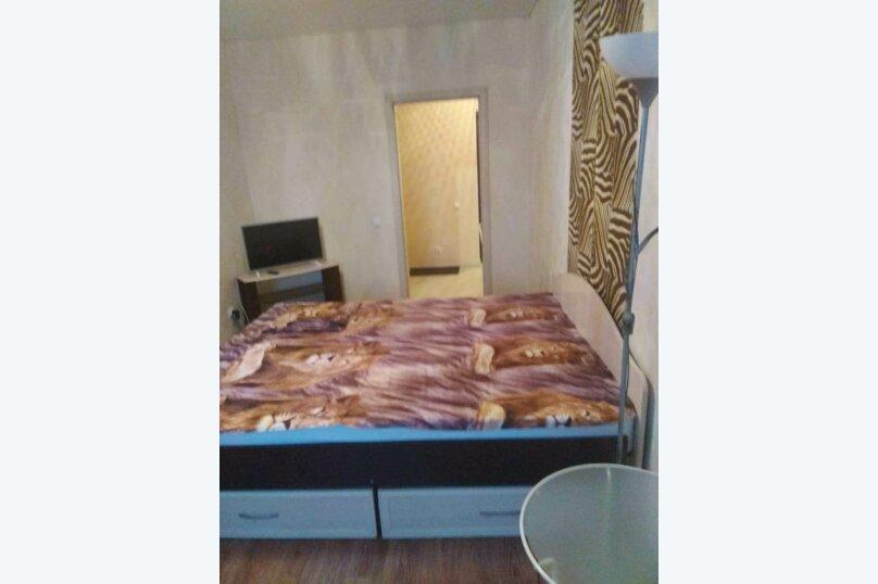 1-комн. квартира, 45 кв.м. на 4 человека, улица Дуси Ковальчук, 238, Новосибирск - Фотография 5