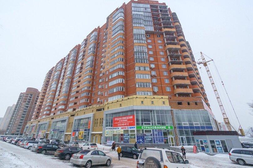 1-комн. квартира, 45 кв.м. на 4 человека, улица Дуси Ковальчук, 238, Новосибирск - Фотография 7
