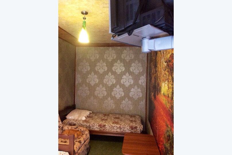 Домик-эконом на двоих, удобства на улице, улица Ушакова, 3/1, Лазаревское - Фотография 1
