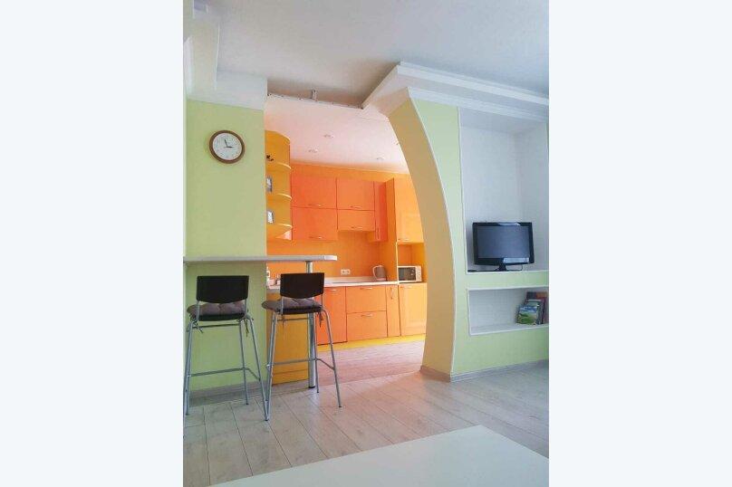 1-комн. квартира, 35 кв.м. на 3 человека, Баварская улица, 8, Краснодар - Фотография 8